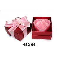 China Valentine heart&rose candle on sale