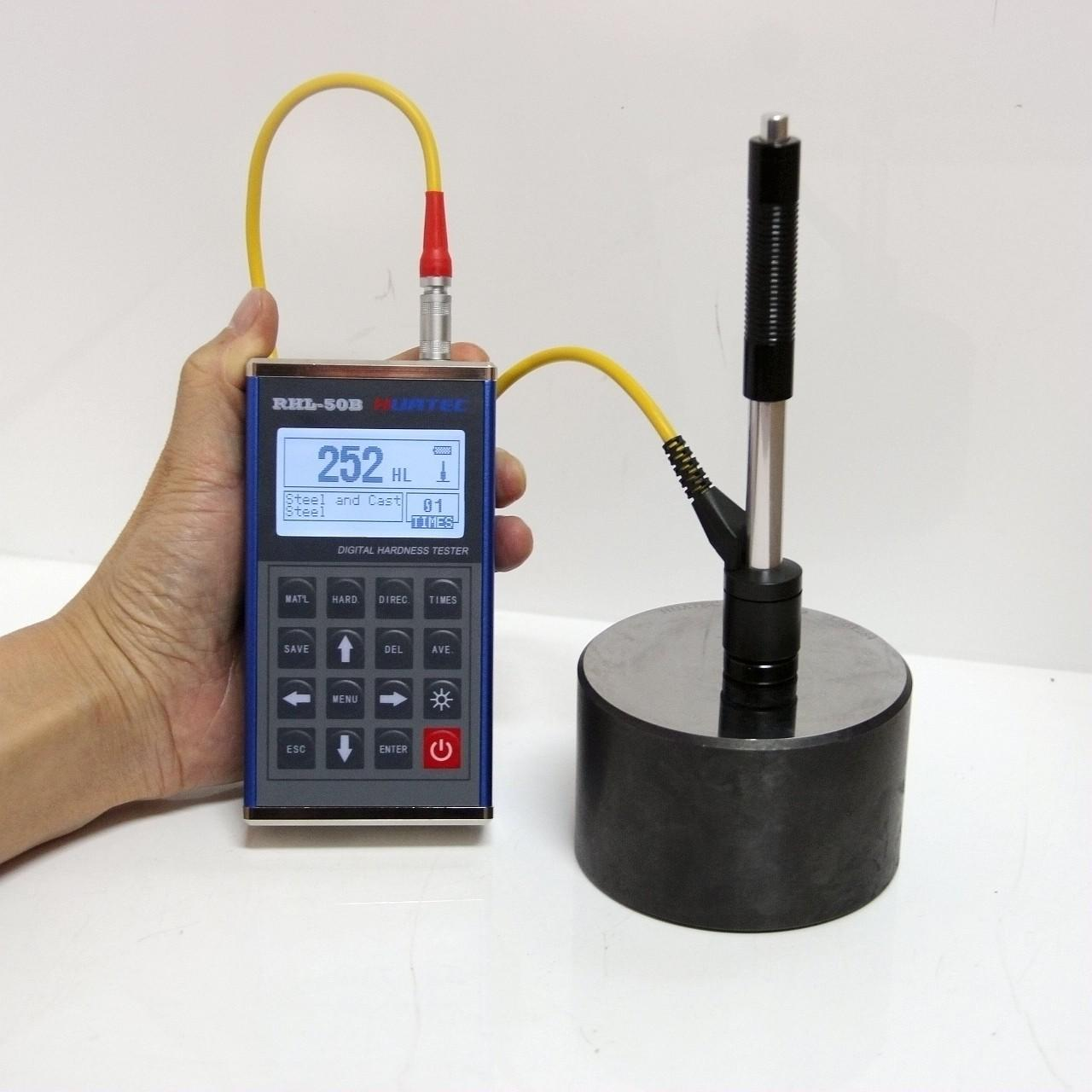 China Digial Portable Leeb Hardness Tester For Metal With RS232 Interface Easy Operation on sale