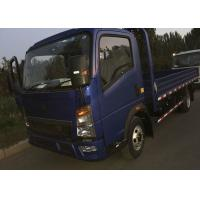 China Single Row HOWO Light Duty Trucks ZZ1047C3414C1R45 With A/C, Two Seats on sale