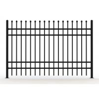 Quality Garrison fence and Flat top fence panel for sale