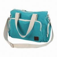 Quality Athletic bag, made of 10oz cotton for sale
