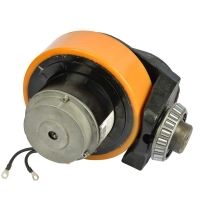 China Forklift Accessories 0.65kw 2250rpm Metalrota Drive Wheel Assembly for sale