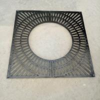 Quality Ductile iron tree grating for sale