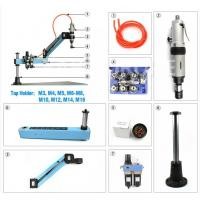 Acrylic M3-M12 Pneumatic Air Tapping Machine Quick Change High Precision