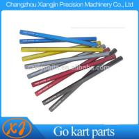 China Go Kart Steering System Parts Aluminum 6061T6 Tie Rod  karting spare parts on sale