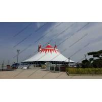Quality Colorful Roof Cover High Peak Tents , Pagoda Party Tent Decoration For Outside Event for sale