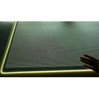 Quality Ultra thin LED light box light guide panel 3D V cutting machine for sale