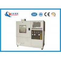 Quality Baking Finish Plastic Smoke Density Chamber With ISO565 Certification for sale