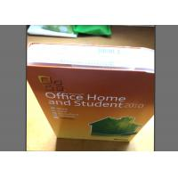 Quality Genuine Office Home And Business 2010 Download , MS Office 10 Product Key for sale