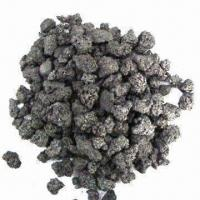 China Calcined Petroleum Coke with 98% Minimum Fixed Carbon on sale