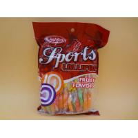Quality Round shape lollipop / Mix Fruity Swirl Lollipops Healthy Hard Candy Lowest Cal Candy with good price for sale