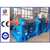 Quality SGS Certificated Rubber Mixing Mill Machine 1000mm Roller Working Length for sale