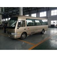 China 7.5M Length Golden Star Minibus Sightseeing Tour Bus 2982cc Displacement on sale