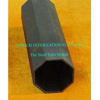 China Seamless / Welded Octangon Steel Pipe GB/T 3094 Cold Drawn Tube 10# 20# Q195 Q235 Q345 on sale