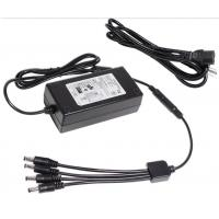 China 12V5A Monitor Power Adapter Accessory Power Line Dedicated Monitoring 4 Port Hub on sale
