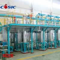 China 250m2 300L×3 Ganoderma Spore Supercritical Oil CO2 Extraction Machine for sale