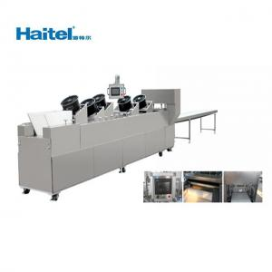 Quality 30-100cuts/min Snack Chocolate Nut Cereal Energy Bar Making Machine for sale