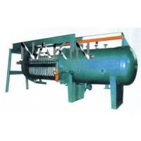 Buy cheap Horizontal-closed type filtration device from wholesalers