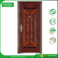 China Stainless Steel Entry Doors / Security Steel Doors for Home Gate Design on sale