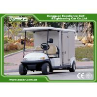 Quality 48V Food And Beverage Golf Cart 5KW Electric Motor 4000 * 1200 * 1900 MM for sale
