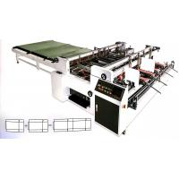 Best High-Speed Semi-Automatic Ab Gluer Machine 2300/2600 for Corrugation board Pasting and Gluing wholesale