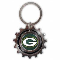 Quality Varous Custom Styles Metal Promotional Keychains With Sport Team Logo for sale