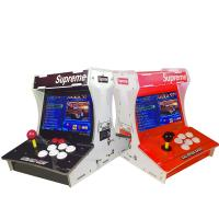 Quality Home Arcade Video Game Machine / Coin Pusher Street Table Game Machine for sale