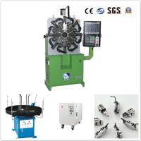 Quality India Hot Sale CNC Spring Making Machine 0.2 - 2.3mm Spring Forming Machine for sale