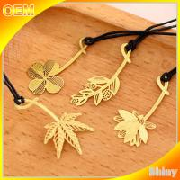 China Cute Brass Metal Book Marks Custom Christmas Ornaments Embossed Decoration on sale