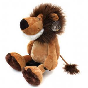 Quality Wild Lion Plush Toy for sale