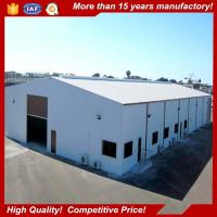 Quality steel frame warehouse modular warehouse metal building for sale