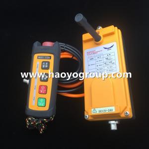 Quality remote control & reicever for 25t remote control grab 12cbm for sale