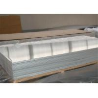 China Durable Copper And Aluminum Sheet Plate AA 5083 H111 H112 H116 H321 For Machinery on sale