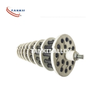 Quality Bayonet Furnace Heating Element Immersion Flange Resistance for sale