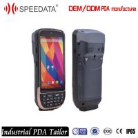 Quality IP65  Bluetooth Wireless Barcode Scanner With Multi Point Touch Capacitive Screen for sale