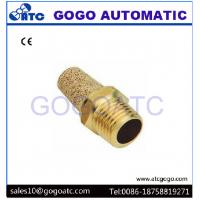 Quality Quick Connect Hose Fittings with Brass & Sintered Brass Material 0 - 150 psi Working Pressure for sale
