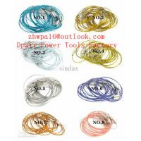 Quality Stainless Steel Security Cables Security Cables, Key Rings Luggage Tag Cables for sale
