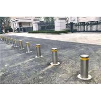 China High Lifting Speed Automatic Rising Bollards Lowered In The Raised State on sale