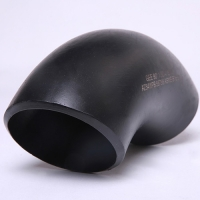 Quality A234WP11 Sand Roll Long Bend Elbow Black Iron Pipe DN5000 for sale