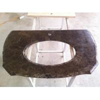 Quality Artificial / Natural stone Solid Surface Kitchen Countertop Quartz Vanity Top for sale