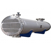 Quality Chemical Using Titanium Fabricated Tube Heat Exchangers for sale