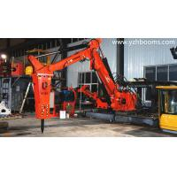 Quality Jinan YZH Brand Stationary Type Hydraulic Rock Breaker Booms System for sale