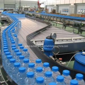 Quality Unscrambler 24 Heads Automatic Mineral Water Bottling Machine for sale