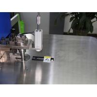 Quality High Accuracy CNC Notching Machine Self Developed Software With 12 Months Warranty for sale