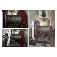 Quality Highly Active Action Spooling Device Winch With Lebus Spiral Groove Drum Winch for sale