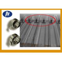 4N Force Stainless Steel Flat Spiral Spring For Supermarket Cigarette Pushers for sale