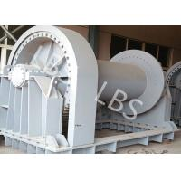 Quality 10 Ton Electric & Hydraulic Pulling Winch / Marine Winches for Shipyard or Port for sale