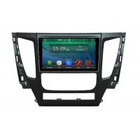 Quality Android Mitsubishi Pajero Car Stereo 2G ROM  + 32G Ram With Car Os Android for sale