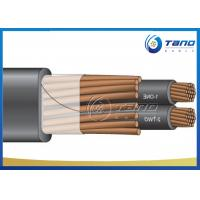 Buy cheap Copper Aluminum Concentric Cable 2 X 6AWG 2 X 8AWG Customized XLPE Insulation from wholesalers