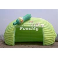 China Commercial Inflatable Advertising Tent Sale In Water Proof PVC Tarpaulin Material on sale